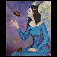 'Angel of Peace II'