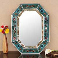 Mirror, 'Infinite Aqua' - Mirror
