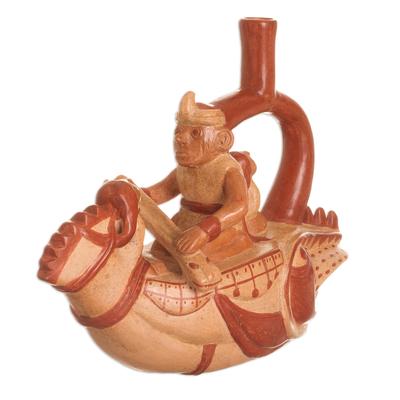 Fair Trade Archaeological Ceramic Sculpture
