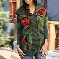 Hand Knit Sweaters Handcrafted Sweaters At Novica