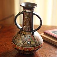 Cuzco vase, 'Splendor of the Inca'