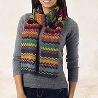 Unicef Market | Alpaca Wool Scarves for Women