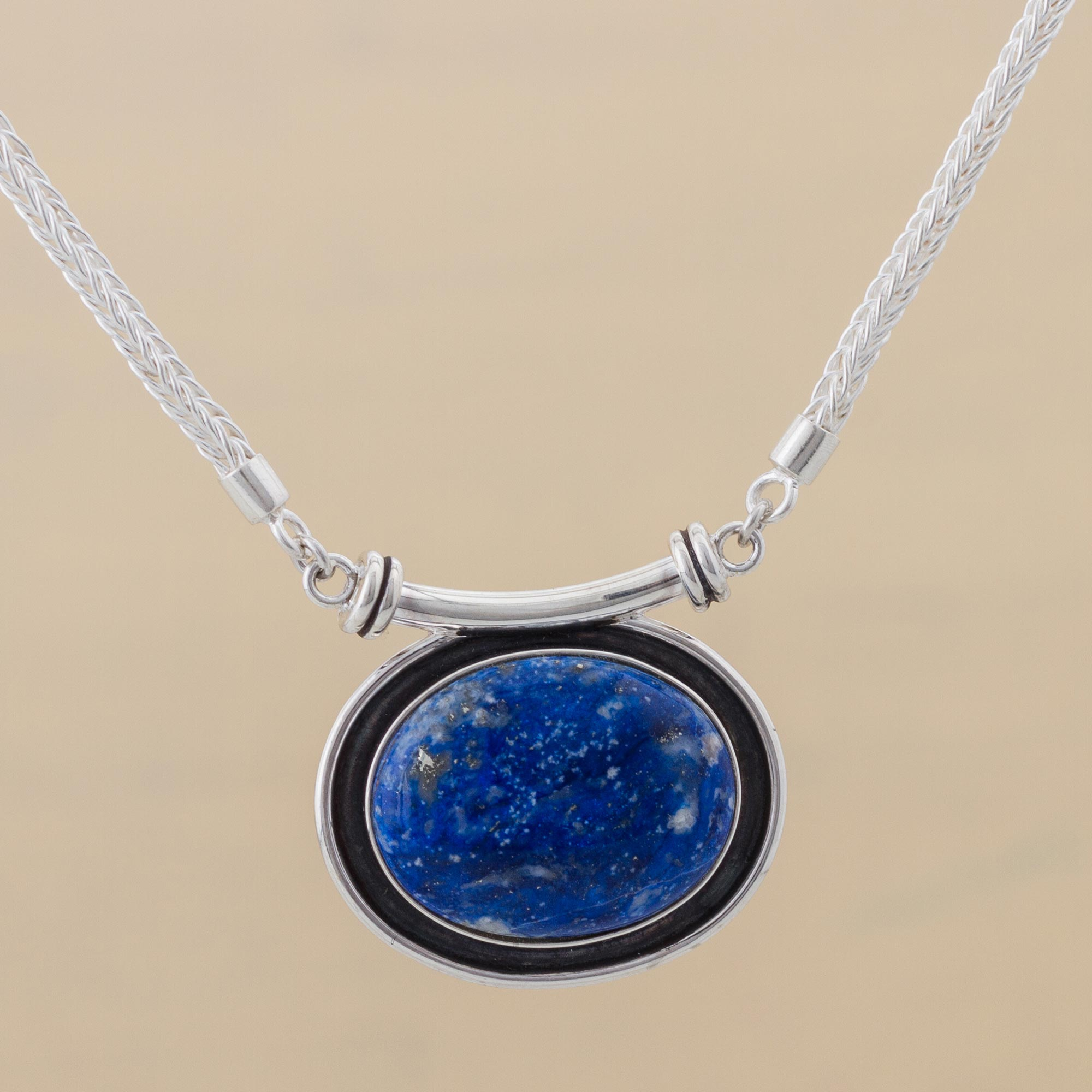 tarep torea tarepo blue necklace cobalt products