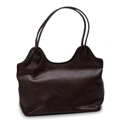 Leather Shoulder Bag Miraflores Chic Fair Trade From Peru