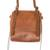 Leather messenger bag, 'Basic Cinnamon Style' - Handcrafted Brown Leather Messenger Bag Purse from Peru (image 2c) thumbail
