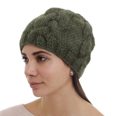 01866d54829 100% alpaca hat