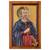 Cedar relief panel, 'Saint Peter the Apostle' - Cedar Wood Wall Relief Panel of Saint Peter from Peru thumbail