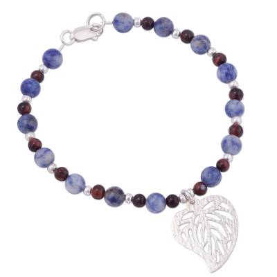 Sodalite and Tiger