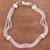 Sterling silver chain bracelet, 'Dragon Royalty' - Sterling Silver Naga Chain Bracelet from Peru (image 2) thumbail