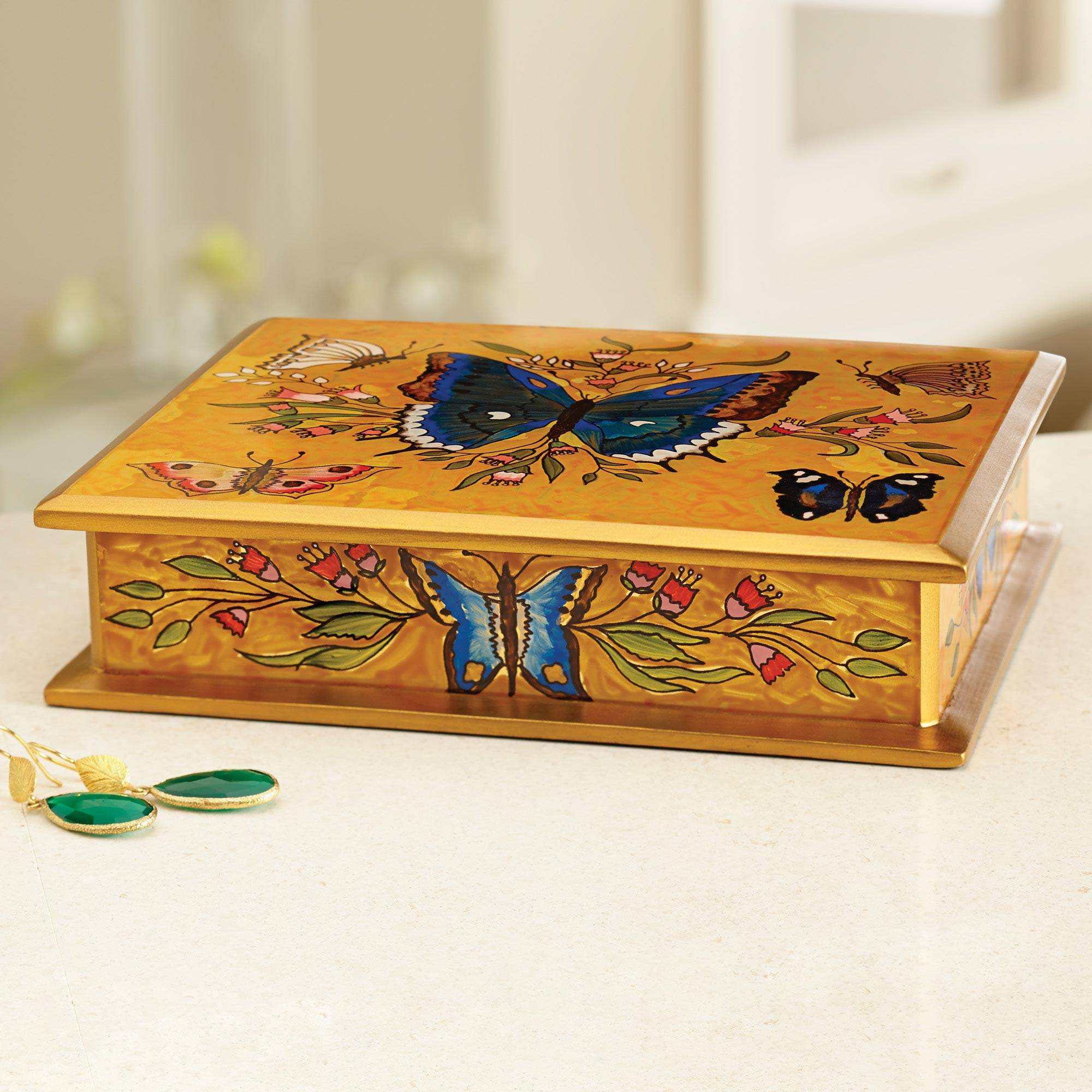 animal themed jewelry boxes at novica