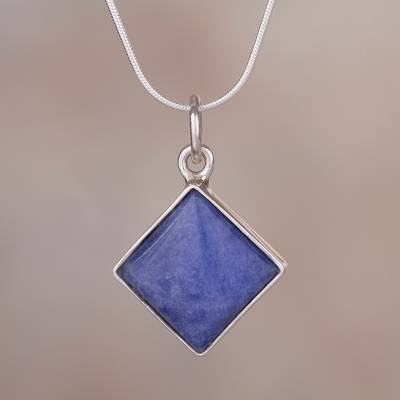 this il pendant gemstone listing like necklace sodalite natural item