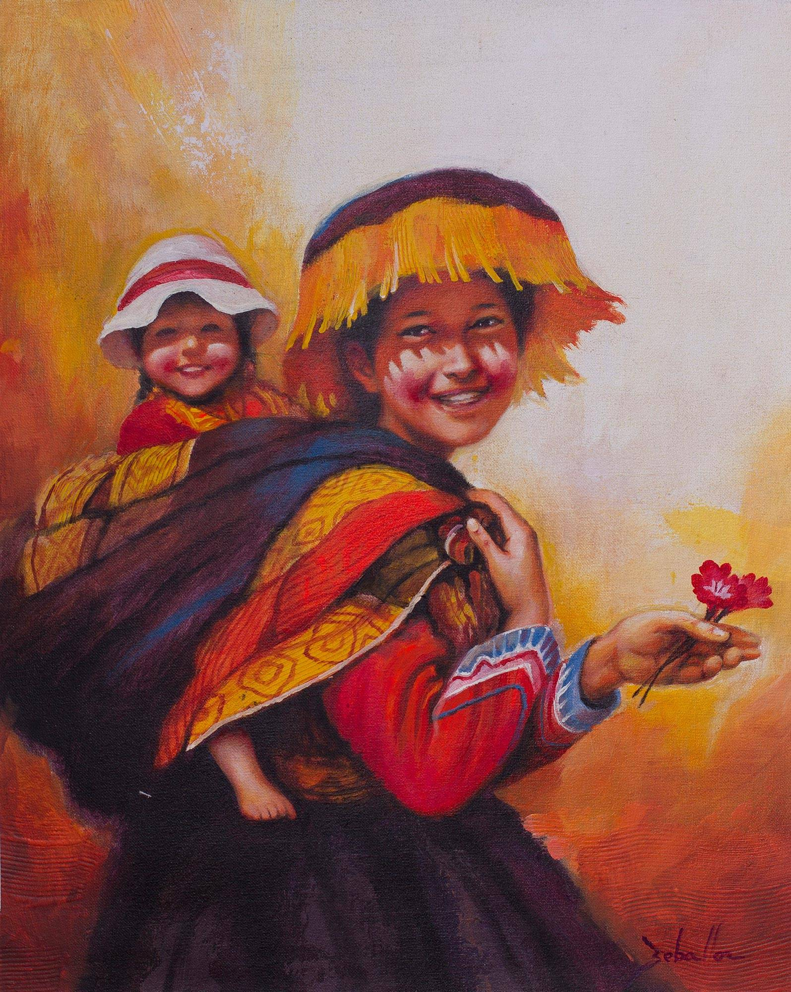 Image result for happiness art