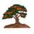 Wood sculpture, 'Autumn Tree' - Wood Sculpture of a Tree in Autumn from Peru (image 2c) thumbail