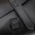 Leather waist bag, 'Experience in Black' - Handmade Leather Waist Bag in Black from Peru (image 2h) thumbail