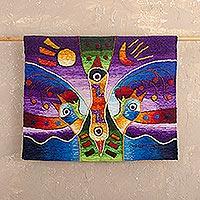 Peruvian Tapestries At Novica