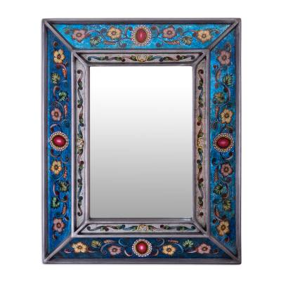 Artisan Crafted Wall Mirror
