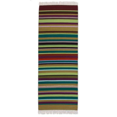 Wool rug (2x5)