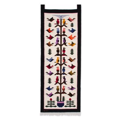 Beautiful Fair Trade Wool Tapestry