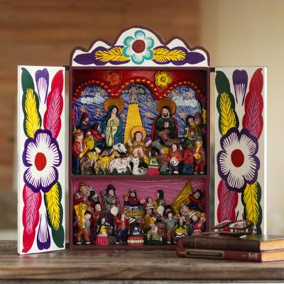 Retablo, Chapel of Huamanga