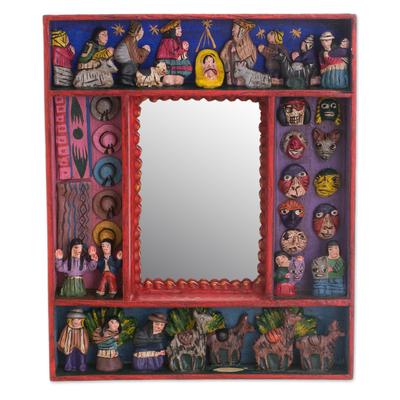Mirror, 'Fiesta in My Homeland' - Mirror