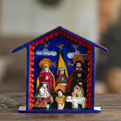 Nativity scene, Blessed Are Those Who Come