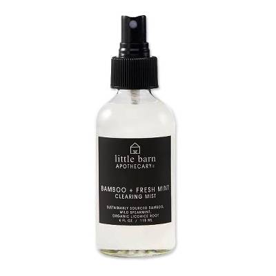 Little Barn Apothecary Bamboo & Fresh Mint Clearing Mist - Little Barn Apothecary Bamboo & Fresh Mint Clearing Mist