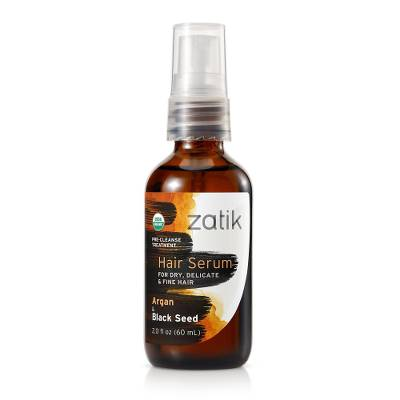 Zatik Hair Serum - Organic and Cruelty Free Hair Serum