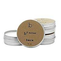Beard and Body Butter Bare Unscented (Set of 2) - Unscented Vegan Beard and Body Butter Moisturizer (Set of 2)