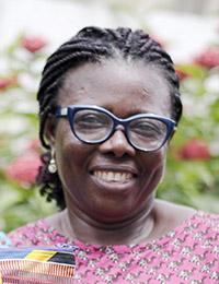 Eva Asantewa Amakye
