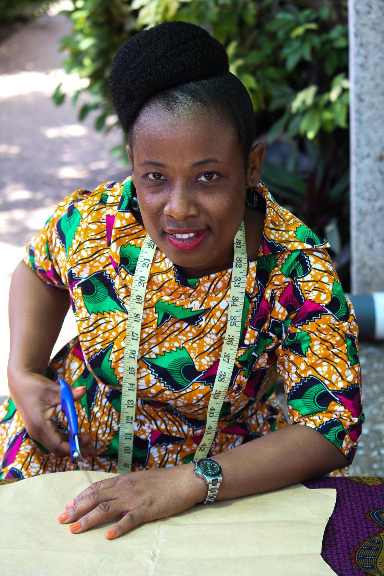 Lydia Mawuenya Amedzrator