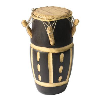 Kpalogo drum, 'Invitation to Dance' - Kpalogo drum