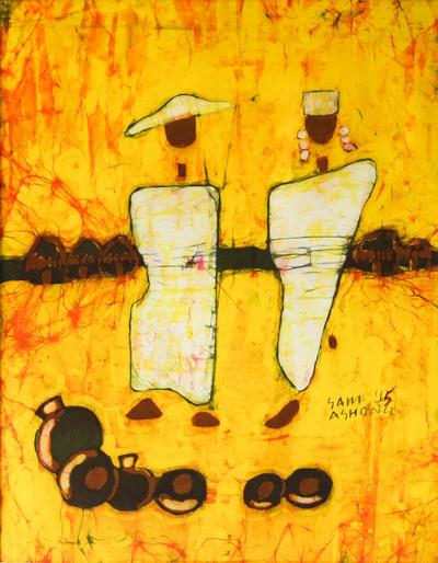 Batik art