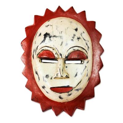 Nigerian Wood Mask