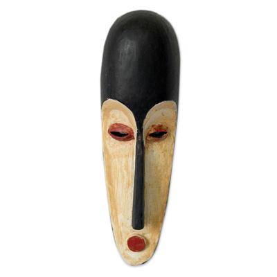 Africa Gabonese wood mask