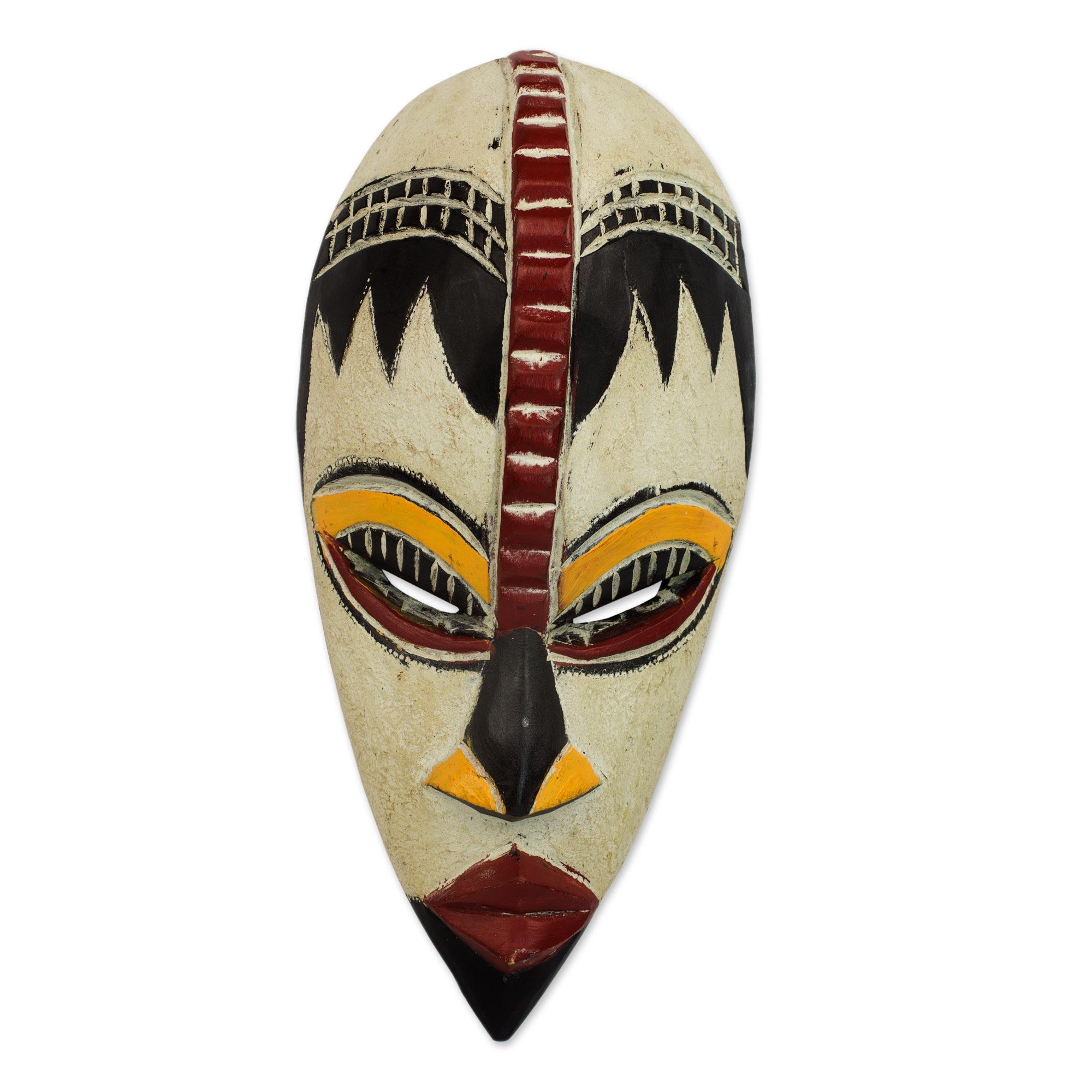 African Animal Cultural Masks african nigerian masks at novica