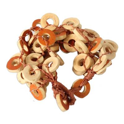 Dried Calabash Bracelet