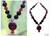 Quartz and chalcedony beaded necklace, 'Love Honors' - Quartz and Chalcedony Beaded Necklace thumbail