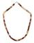 Agate long beaded necklace, 'Accra Warmth' - Agate long beaded necklace (image 2a) thumbail