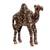 Wood sculpture, 'African Camel' - Wood sculpture thumbail