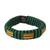 Men's wristband bracelet, 'Essence of Africa' - Men's Wristband Bracelet (image 2a) thumbail