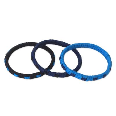 Bangle bracelets (Set of 3)