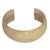 Leather cuff bracelet, 'Annula in Beige' - Hand Made Leather Cuff Bracelet (image 2a) thumbail