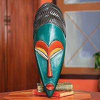 African mask, 'Nimdie'