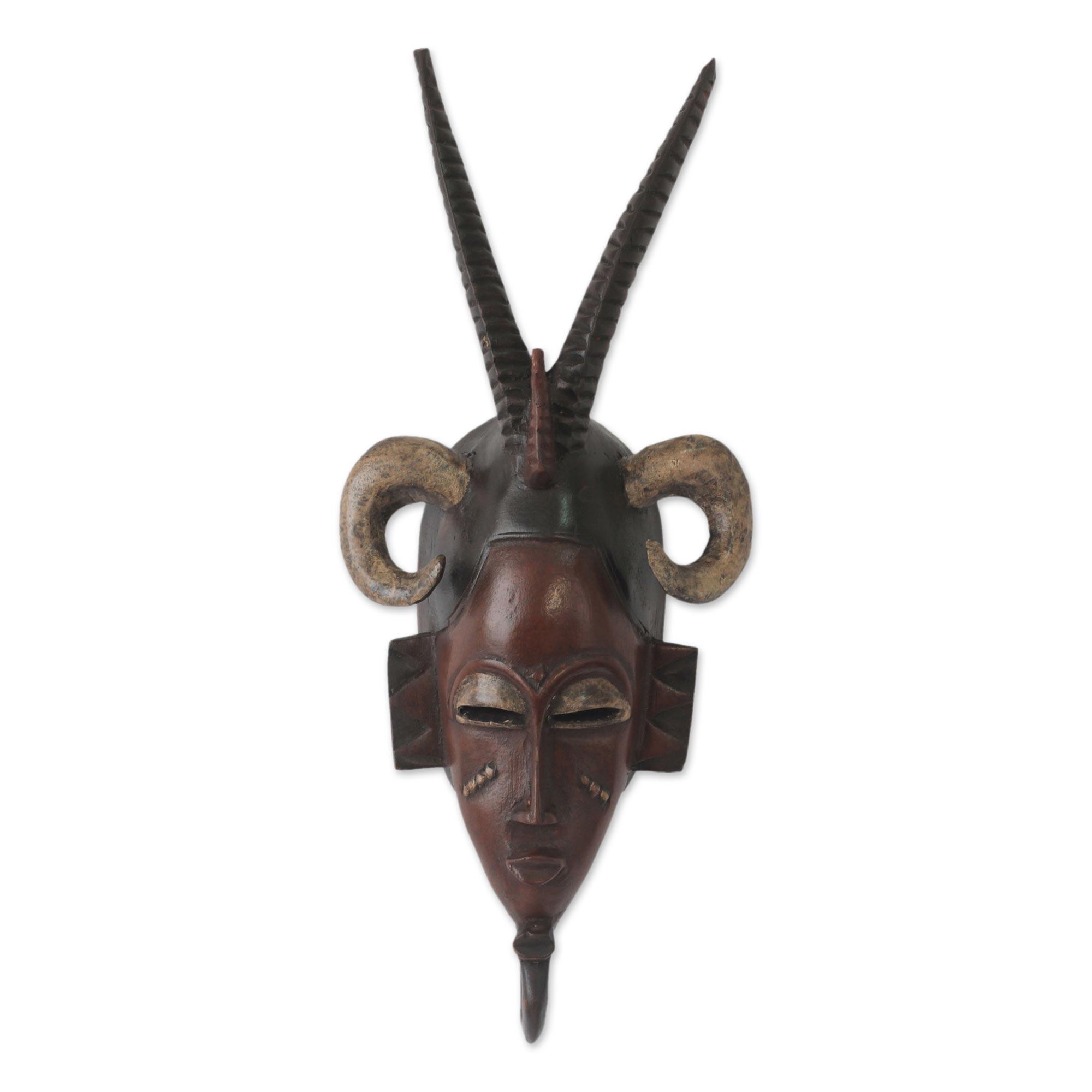 Ivory Coast Masks Ivory Coast Mask Collection At Novica