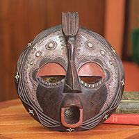 African mask, 'Krobo Bird'