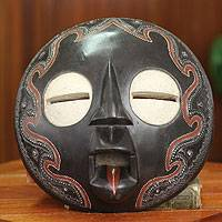 African mask, 'Bliss' - African Mask