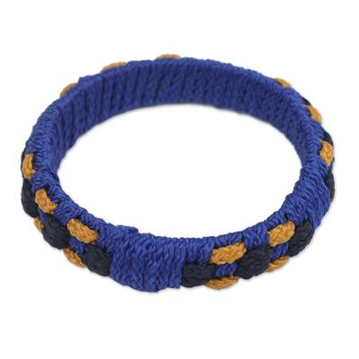 Handcrafted West Africa Folk Tale Bracelet