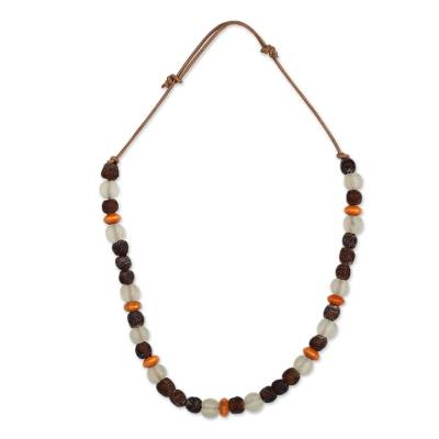 African Recycled Necklace
