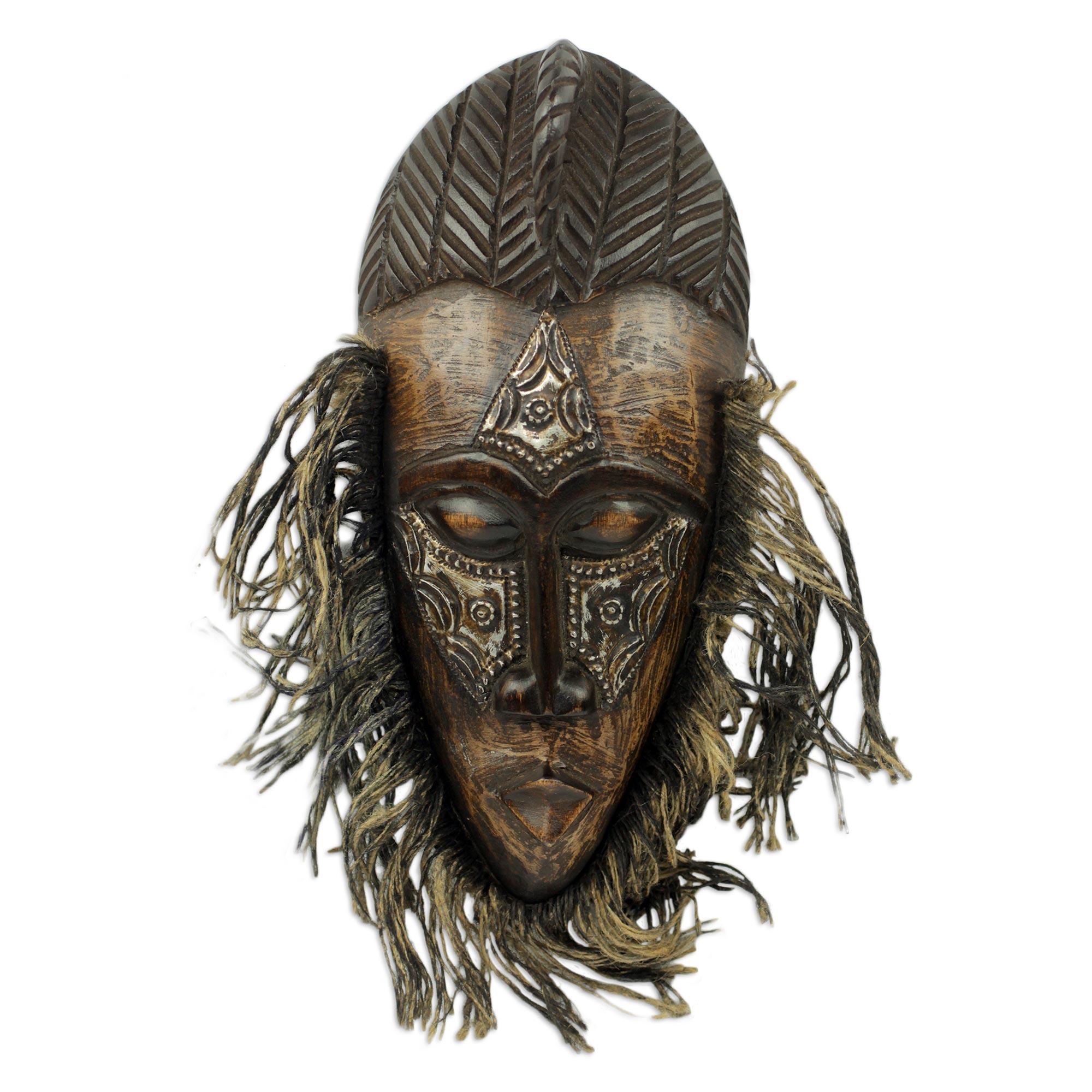 Unicef Uk Market Original African Tribal Dance Mask