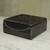 Decorative wood and aluminum box, 'Fortune Keeper' - Hand Crafted Wood Decorative Box with Aluminum from Ghana (image 2b) thumbail